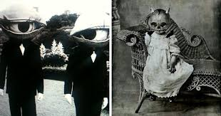 creepy costumes 20 vintage costumes that will scare you to
