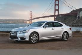 lexus luxury sedan 2017 lexus ls 460 pricing for sale edmunds