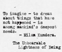 the incredible lightness of being 4 the unbearable lightness of being via