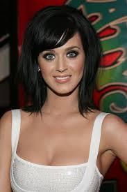long hair styles with swoop bangs black hair 12 amazing katy perry hairstyles pretty designs