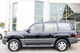 lexus pre certified vehicles pre owned 2003 lexus lx 470 4dr suv sport utility in bellevue