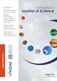 south african journal of science volume 112 issue 1 2 by south