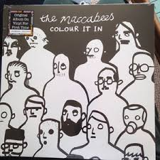 the maccabees vinyl the maccabees colour it in uk 2015 record store day 2 lp vinyl