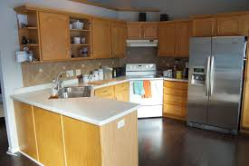 before and after kitchen cabinets painted painted kitchen cabinets with wood doors u2013 quicua com