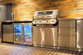 Stainless Steel Kitchen Bench Stainless Steel Benchtops Clic Outdoor Kitchens Stainless Steel Bbqs U0026 Alfresco Areas Ph 08