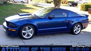 2012 ford mustang gt cs specs fastest ford mustang part 7 2007 mustang gt california special