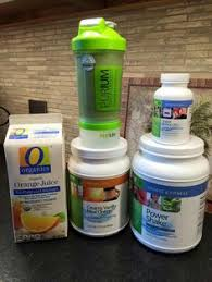 purium power shake this is my breakfast what was yours 2 scoops purium power