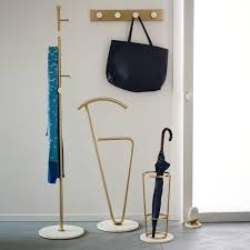 deco marble coat rack west elm au