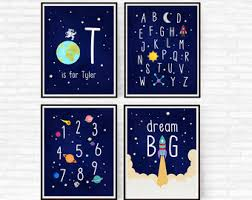 outer space nursery etsy