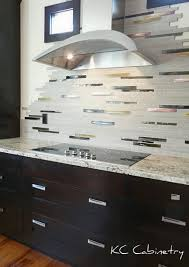 Kitchen Backsplash Contemporary Kitchen Other 53 Best Glass The Kitchen Backsplash Images On Pinterest