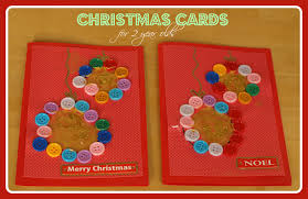 easy christmas cards for kids christmas lights decoration