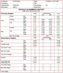 Dodge Ram Cummins Diesel Specs - 2015 alignment specs hlep please dodge cummins diesel forum