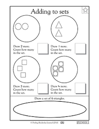 free printable kindergarten math worksheets word lists and