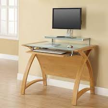 Small Wooden Computer Desk Amazing South Shore Gascony Collection Small Wood Computer Desk In
