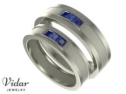 unique matching wedding bands his and hers 56 best his and matching wedding bands images on