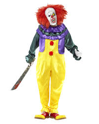 captain spaulding costume classic horror clown costume with mask for horror shop