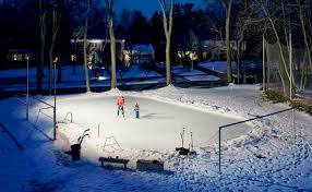 Backyard Hockey Rink Kit by Backyard Ice Skating Rink Diy Hockey Rink
