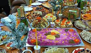 cuisine traditionnelle russe livres de cuisine le repas de noël à la russe sputnik