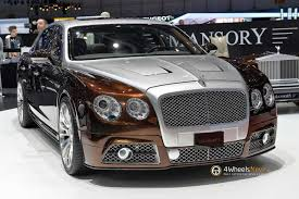 bentley mansory prices bentley flying spur and mansory news and information 4wheelsnews com