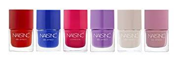 nails inc gel effect collection amazon co uk beauty
