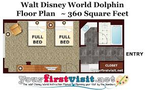 review the swan and dolphin at walt disney world