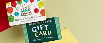 gift card book shop barnes noble