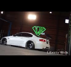Bmw M3 Liberty Walk - liberty walk lb performance bmw m3 e92 rear wing ver 1 cfrp