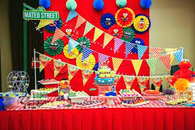 elmo birthday party diy elmo birthday party decorations ideas favor bags birthday