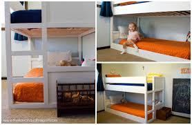 Ikea Bunk BedTrofast As Bunk Bed Steps Mydal Bunk Bed Upgrade - Low bunk beds ikea