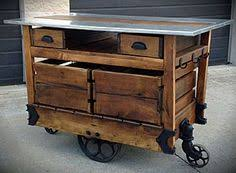 industrial style kitchen islands reclaimed industrial steel kitchen island unit with drawers and