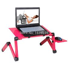 Buy Laptop Desk Aliexpress Buy Multi Functional Ergonomic Foldable Laptop