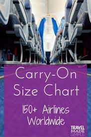United Luggage Restrictions by Best 20 Airline Carry On Size Ideas On Pinterest Carry On Size