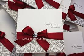 Red Wedding Invitations Enchanting Wedding Invitation Red Motif 37 With Additional Best
