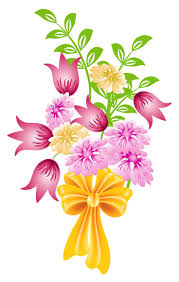 bouquet of flowers clipart many interesting cliparts
