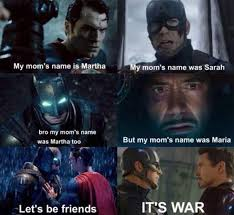 Justice League Meme - 25 hilarious avengers vs justice league memes that will tear the
