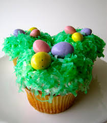 Simple Easter Cupcake Decorations by Susi U0027s Kochen Und Backen Adventures Fun Easter Cupcakes