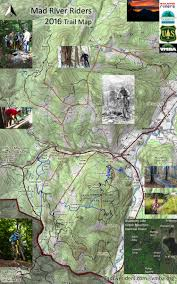 Chippewa National Forest Map Mountain Biking Trails In Vermont Usa Trailhub