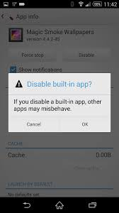 disable app android how to disable bloatware apps on an android phone or tablet
