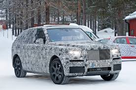 rolls royce sport car spied rolls royce cullinan shows off suv rear end motor trend