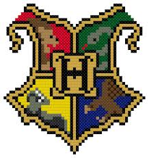 Animal Crossing Flags Hogwarts Crests Cross Stitch Patterns 5 Patterns Pdf