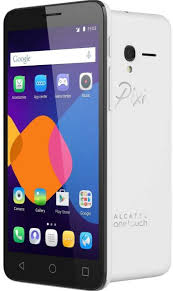 Famosos Buy Alcatel Onetouch Pixi 3 - 4 Inch, 4GB, 3G, White | KSA | Souq @OY96