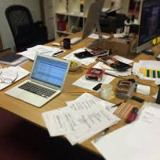 Cluttered Desk Albert Einstein About U2014 Camponi Creative