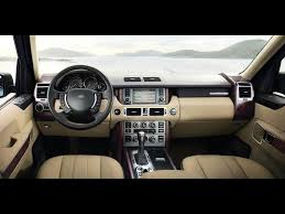 2015 range rover dashboard 2007 land rover range rover information and photos zombiedrive