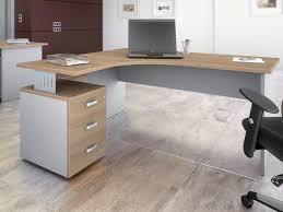 bureau informatique compact bureau avec retour pas cher meuble ferme pour ordinateur bureau