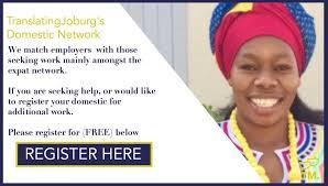 Seeking Around Johannesburg Translating Me Domestic Network