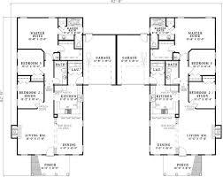 House Plans With Floor Plans Best 25 Duplex House Plans Ideas On Pinterest Duplex House