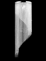 Modern Crystal Chandeliers Modern Contemporary Spiral Crystal Chandelier 10250 Montreal
