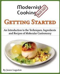 molecular cuisine book modernist cooking made easy getting started an introduction to the