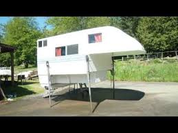 How To Make A Trailer Awning Off Grid Truck Camper Diy How To Build Youtube