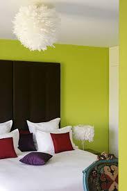 d馗orer les murs de sa chambre décoration de la chambre en vert j ai osé repeindre ma chambre